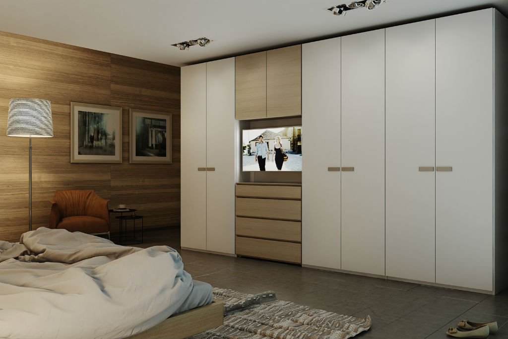 Lafabricasarria - Armarios con cama incorporada ...
